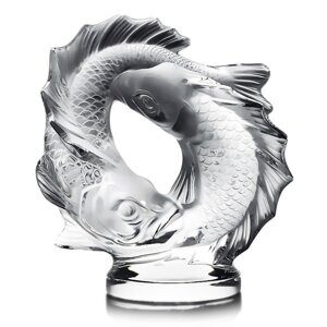 "Lalique ""Double fish"""